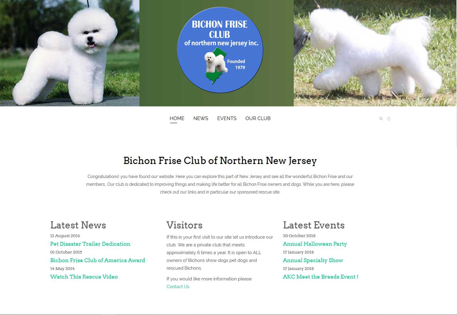Bichon Frise Club of Northern New Jersey