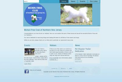 Bichon Frise Club of Northern New Jersey